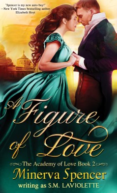 Book 2 in my sexy historical romance series THE ACADEMY OF LOVE