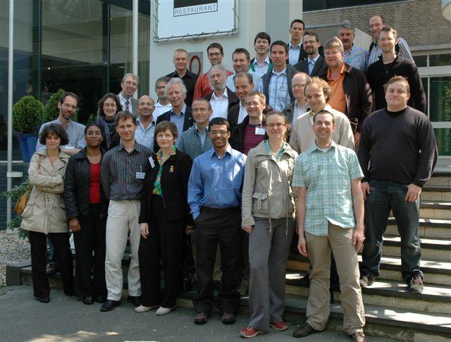 MINET Workshop 3 (Wageningen) Group Picture2