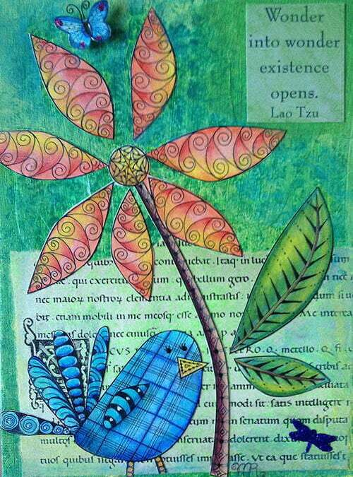 zentangle workshops in santa barbara