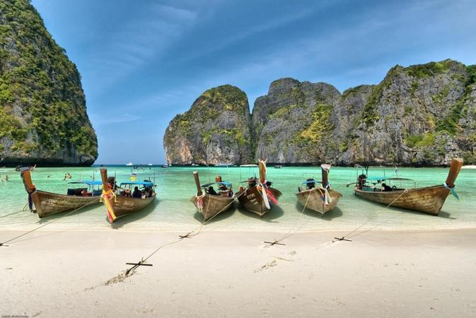 Таиланд отменит карантин для вакцинированных туристов — Минфин