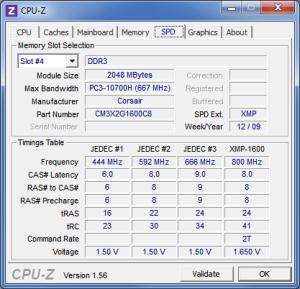 CPU-Z (SPD Screen)