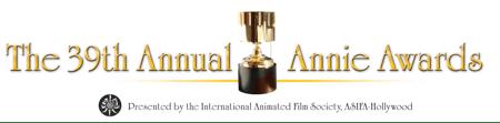 39th Annie Awards