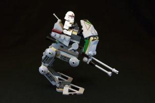 Lego 7250 Clone Scout Walker