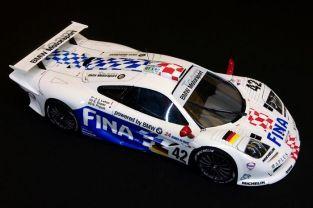 McLaren F1 GTR 1997 Lemans #42