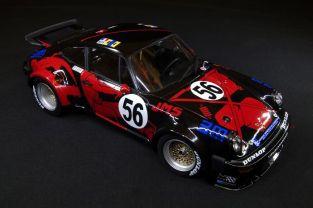 Porsche 934 Turbo - 1977 LeMans Team JMS #56