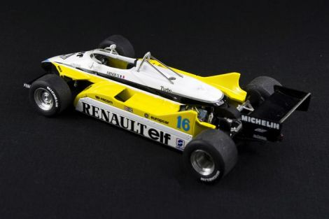 1982 Renault RE30B Italian G.P. #16