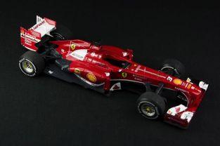 2013 Ferrari F138 China G.P. #3