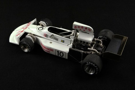 1976 Theodore Racing March-Ford 761 USA West G.P. #10