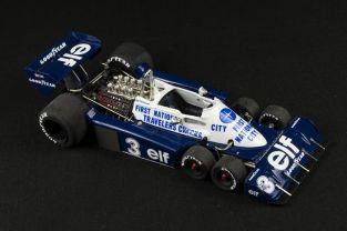1977 Elf Team Tyrrell P34/2 Monaco G.P. #3