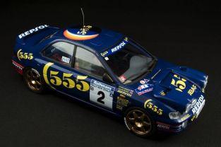 Subaru Impreza WRX 1994 Rally New Zealand