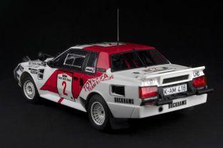 Toyota Celica TA64 1986 Safari Rally
