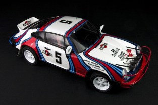 Porsche 911 1978 Safari Rally