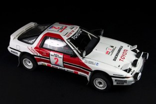 Toyota Supra Turbo 1988 Safari