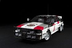 Audi Quattro A1 1983 Safari