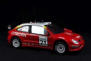 Citroën Xsara WRC 2002 Safari Rally