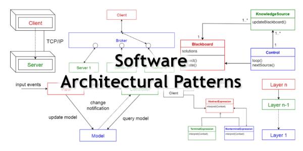 [번역] 10가지 소프트웨어 아키텍처 패턴 요약 · mingrammer's note