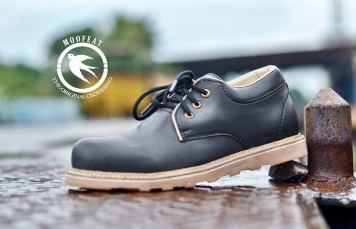 mf-silver-black-low-boots-40-44