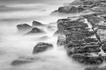 Black & White Seascape 20, Ming Wang Photography, 2016
