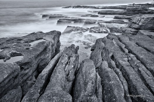 Black & White Seascape 29