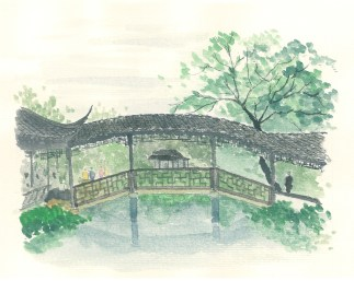 Zhuo-zheng Garden, Suzhou