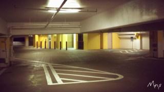 Golden Time of A Parking Garage