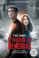 Doador de memorias, O_Capa WEB