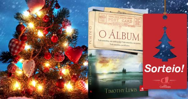 Livro o álbum de Thimoty Lewis