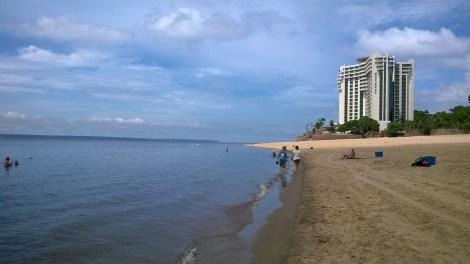 Praia da Ponta Negra, 2014, por LP