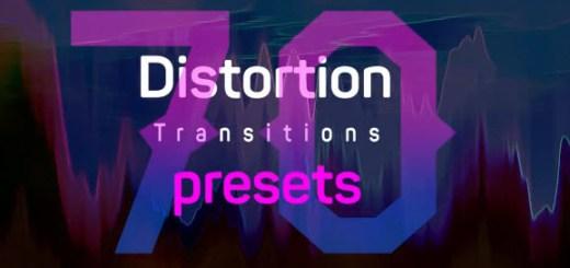 Distortion Transitions Presets 2 63438 Premiere Pro Templates