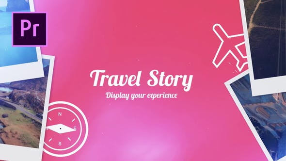 Travel Story Premiere Pro Templates