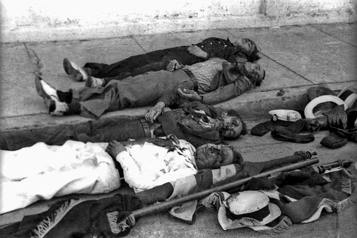 masacre de ponce