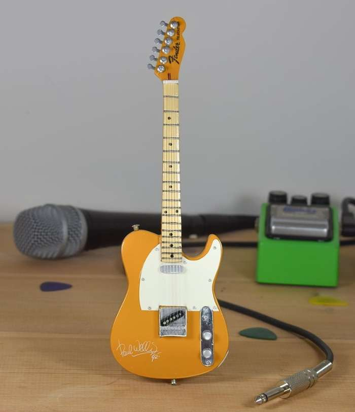Paul Weller - Fender Telecaster