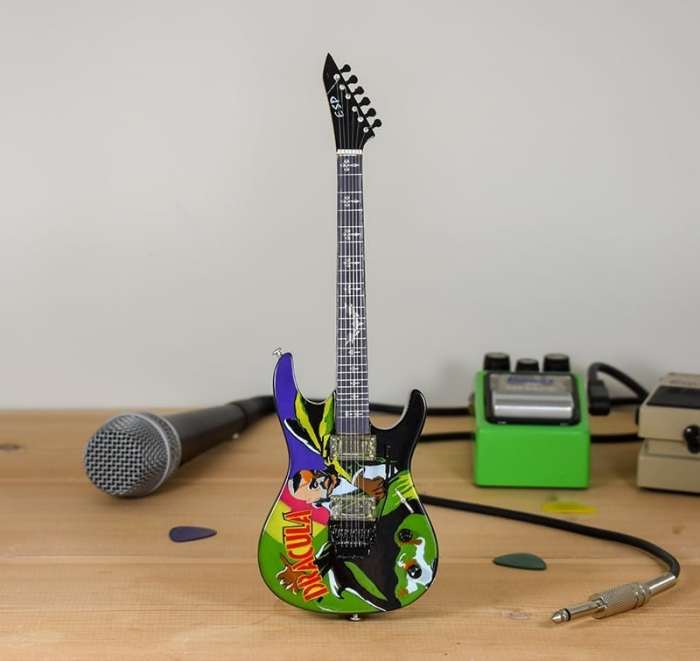 Metallica, Kirk Hammett - Dracula ESP