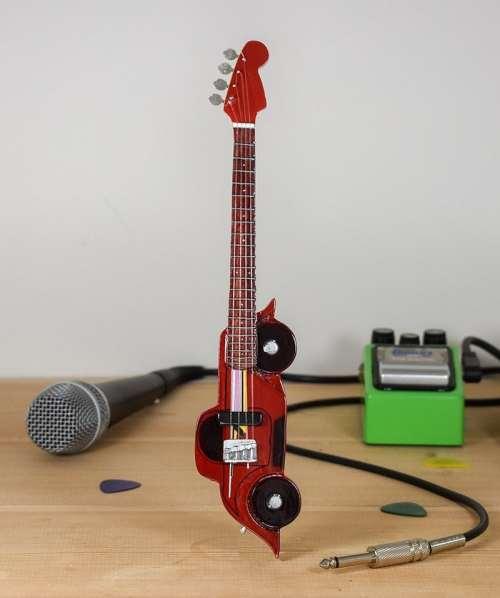 ZZ Top, Dusty Hill - Hotrod Bass