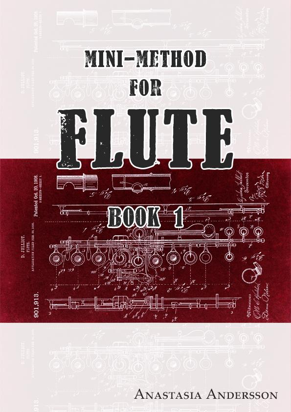 Mini-method for flute. Book 1.