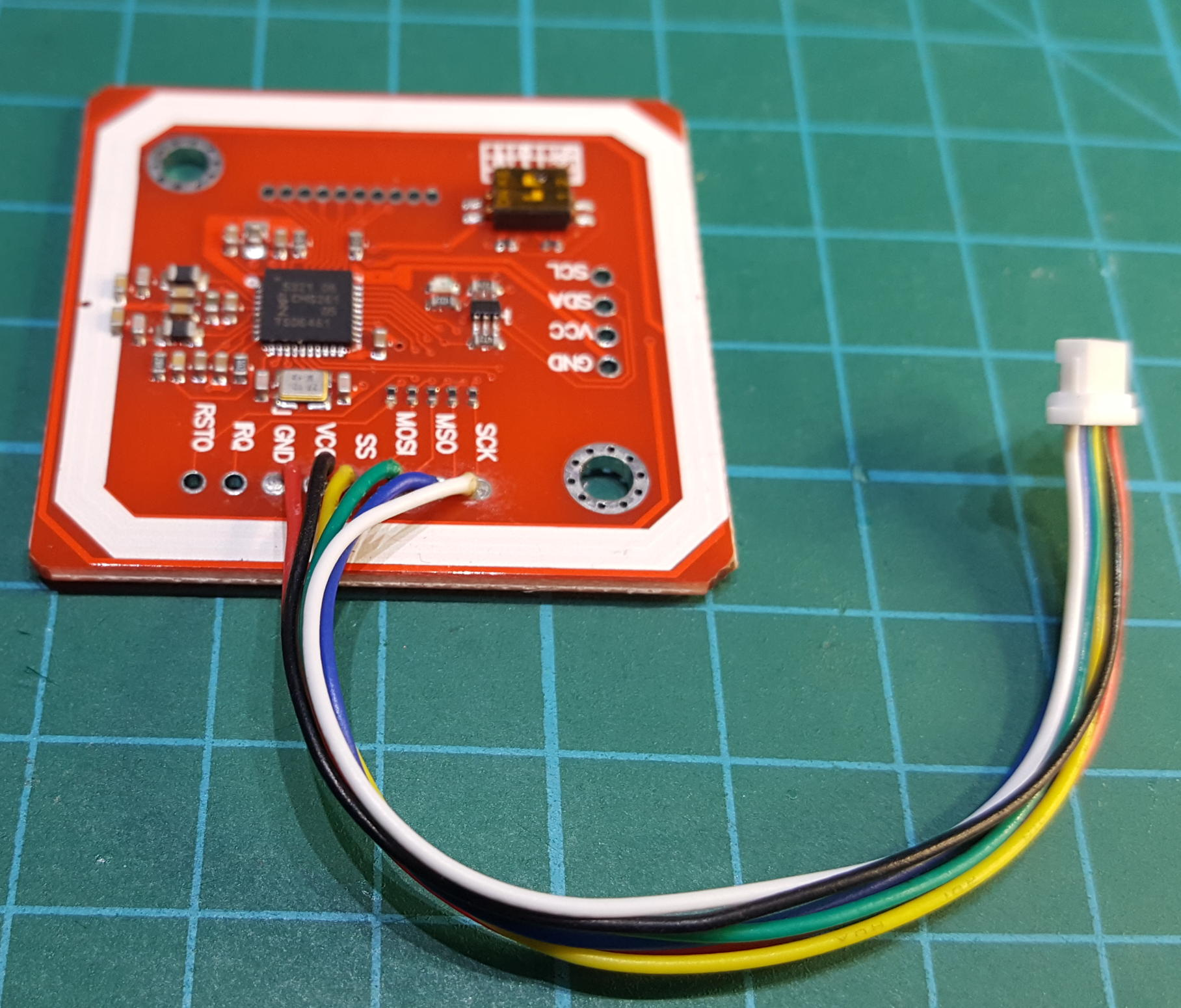 how to make rfid tag and reader