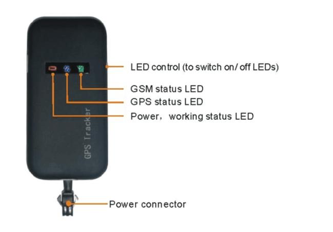 mini traceur GPS GT02
