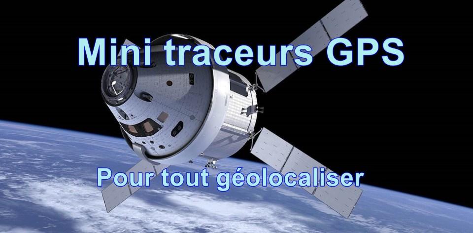 mini traceur gps