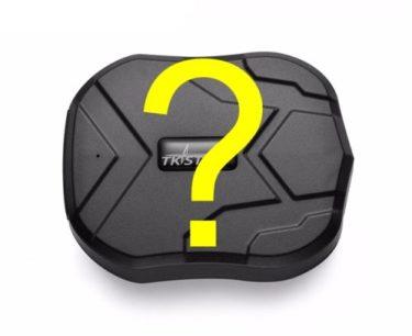 Choisir un traceur GPS