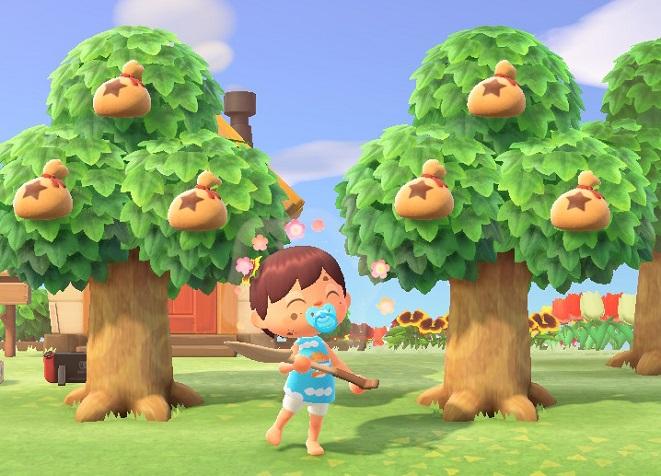 なる 森 どうぶつ 木 の の お金 あつまれ