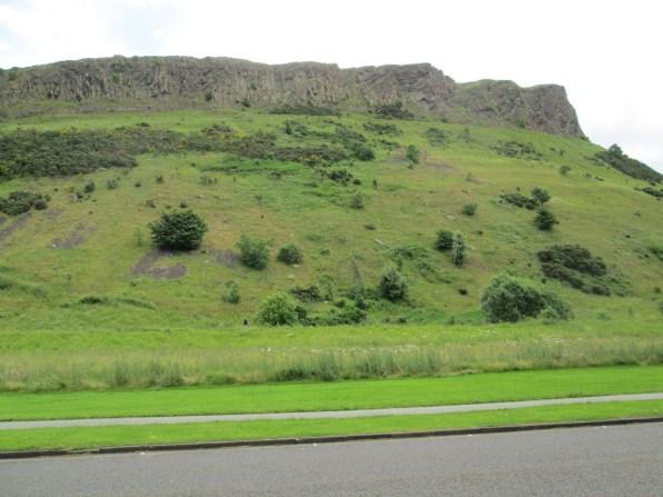 The Salisbury Crags