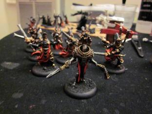 Vindictus with some Knights Exemplar