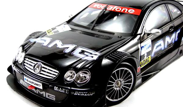 Mercedes CLK AMG DTM