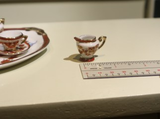 miniature milk jar circumference