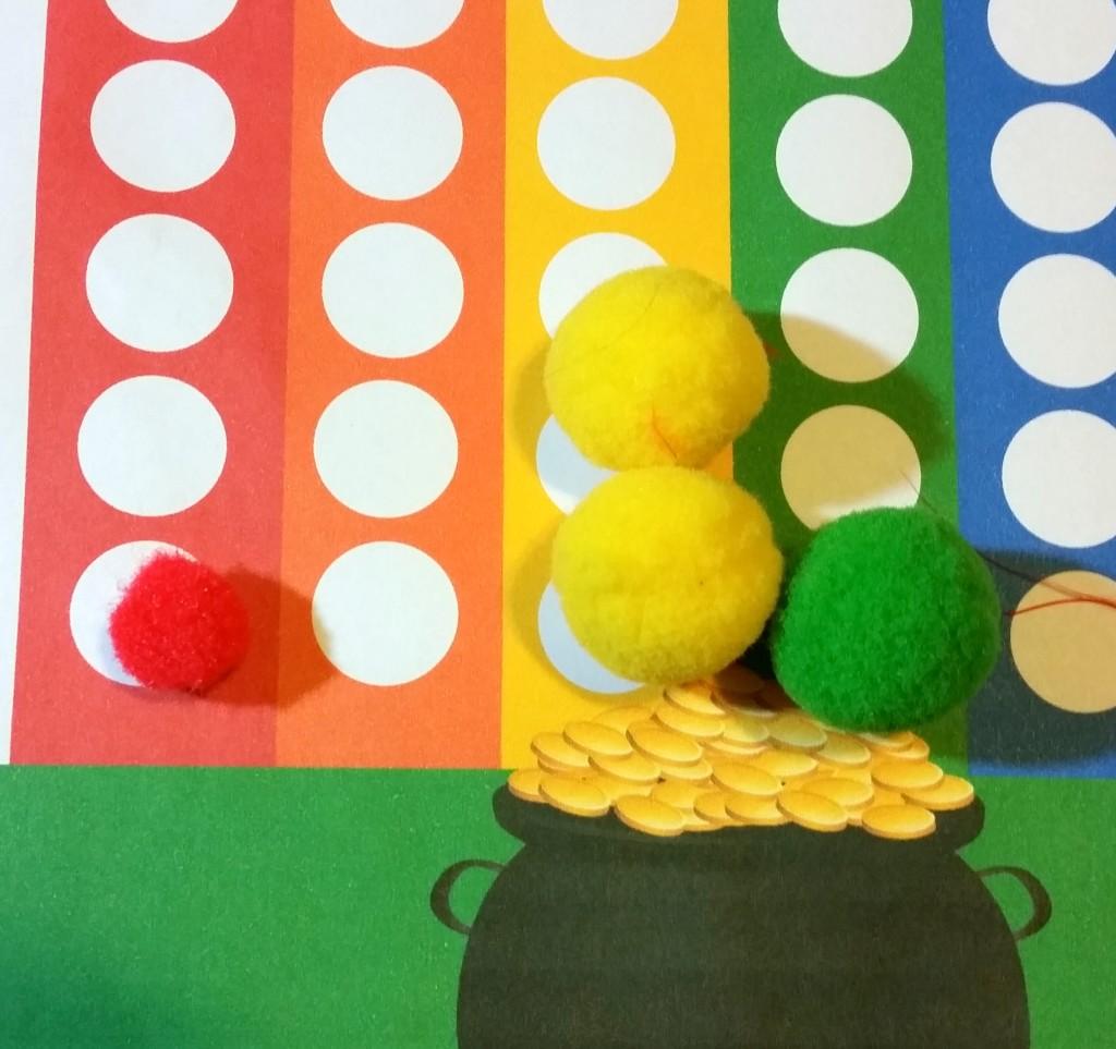 Rainbow Do A Dot Printable Activity Miniature Masterminds