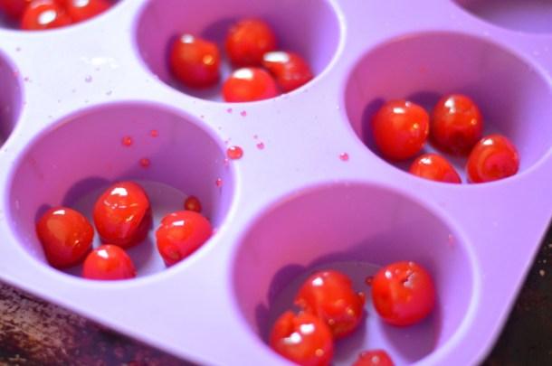 Minutes Of Motherhood Cherry Jello Cups