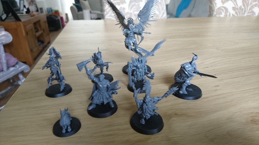Warhammer Quest: The Silver Tower Heroes