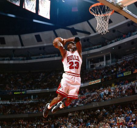 La frase de Michael Jordan