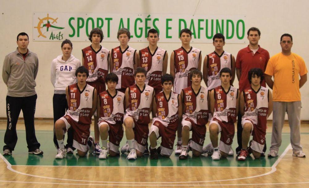 Torneos de Navidad de la Selección Infantil de Castilla y León en Cáceres y Lisboa (1/2)