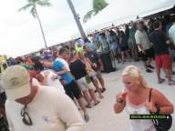 Crowd at Key West BrewFest.